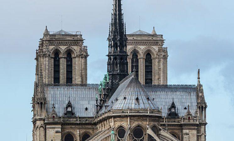 Réaction scandaleuse de l'UNEF à la suite de l'incendie de Notre-Dame : ma lettre à la Maire de Paris