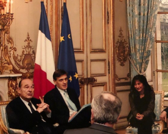 La chiraquienne Marie-Claire Carrère-Gée candidate à Paris (le Figaro)